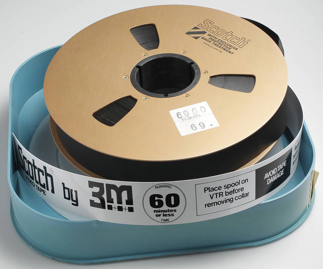 Preservation Self-Assessment Program (PSAP) | Videotape